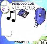 Movimento Meccanismo a Pendolo completo di Lancette (e6) e Suoneria GONG Orari. Per Creare con le tue mani un Bellissimo Pendolo che ad ogni ora suonera e gong (no di notte)