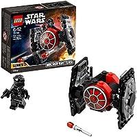 Lego Star Wars - Microfighter Chasseur TIE du Premier Ordre - 75194 - Jeu de Construction