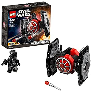 Lego Star Wars - TM - Microfighter First Order Tie Fighter, 75194 5702016109887 LEGO
