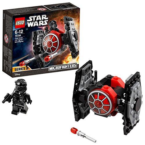 Lego Star Wars TM-Microfighter First Order Tie Fighter, 75194