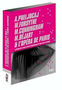 Coffret - 5 légendes de la danse en DVD / 4 chorégraphies de génie / 1 ballet mythique