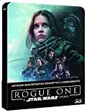 Locandina Rogue One: A Star Wars Story (Blu-Ray 3D + 2D Steelbook)