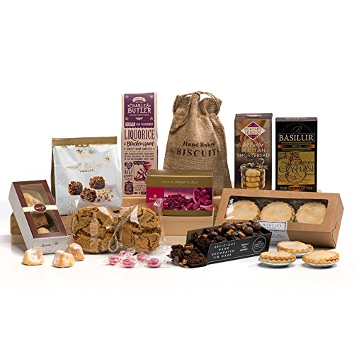 Afternoon Tea - Non-perishable Food Hamper - Delivery Included
