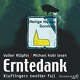 Erntedank: Kluftingers zweiter Fall: 3 CDs (Ein Kluftinger-Krimi, Band 2)