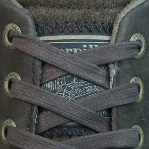 Caterpillar Rayden Hommes Chaussures en cuir brown
