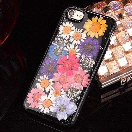 Hülle für iPhone 7 plus , Schutzhülle Für iPhone 7 Plus Blume Soft TPU Schutzhülle ,hülle für iPhone 7 plus , case for iphone 7 plus ( SKU : Ip7p2295l ) Ip7p2295k