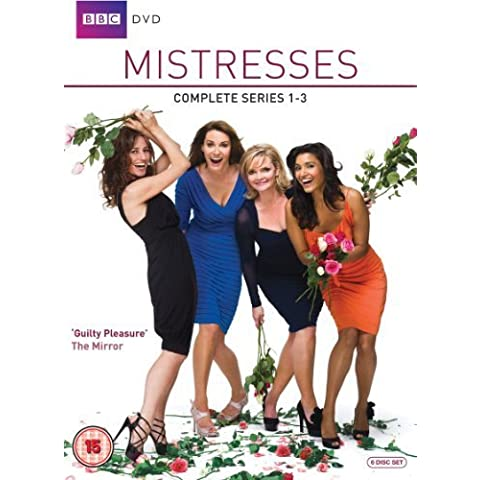Mistresses: Complete Series 1-3 [Regions 2 & 4] by NON-U.S.A. FORMAT: PAL + Region 2 + U.K. Import