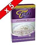 Riso Thai profumato per 5