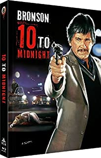 10 to Midnight - Ein Mann wie Dynamit - UNCUT - 2-Disc Limited Collector's Edition Nr. 13 (Blu-ray + DVD) - Limitiertes Mediabo