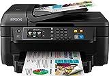Epson WorkForce WF-2660DWF 4-in-1 Multifunktionsdrucker schwarz
