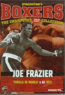 Boxer: Joe Frazier vs Ali Thrilla in Manila 1975