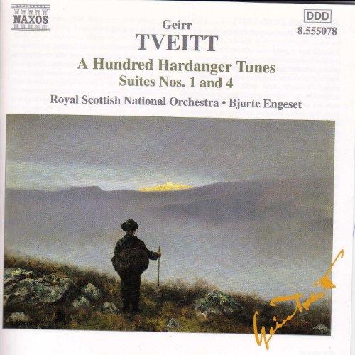 "100 Folk-tunes from Hardanger, Op. 151: Suite No. 4, ""Wedding Suite"": No. 60: Haring-ol (Hardanger Ale)"
