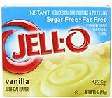 Jell O Sugar Free Vanilla Desert 28 g (Pack of 5)