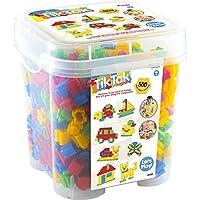 Dede Tik Tak Eğitici Lego Blokları Oyun Seti, 500 Parça
