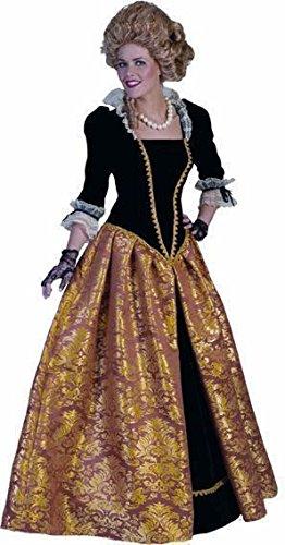 Barock Rokoko Kleid Marquise 510104 44 46