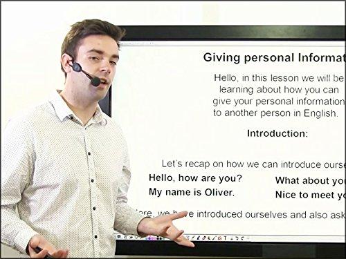Lektion 4 - Name & persönliche Infos.