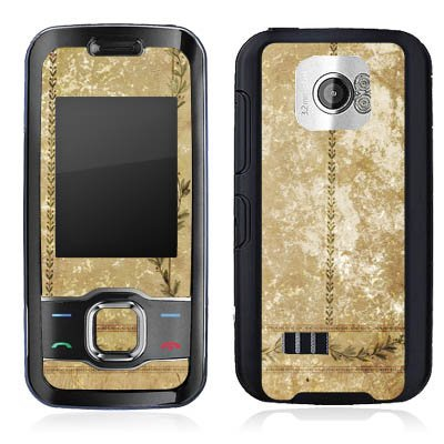 Nokia Supernova 7610 Autocollant Protection Film Design Sticker Skin Vintage Rétro Collection Mur Feuilles