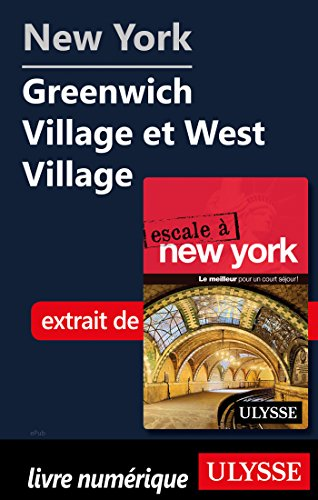 Descargar Libro New York - Greenwich Village et West Village de Collectif