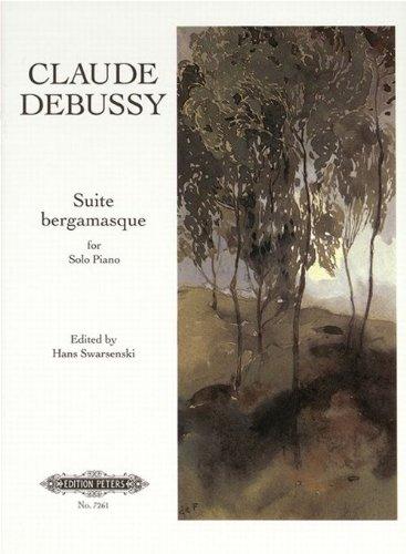 Suite Bergamasque - Piano