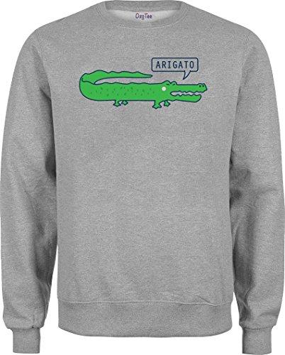 aligator-crocodile-arigato-funny-unisex-sweatshirt-sweater-medium
