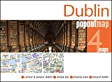 Dublin PopOut Map: Center & Greater Dublin, Temple Bar, Phoenix Park, around Dublin (Popout Maps)