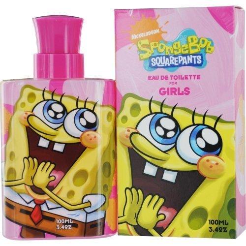 Sponge Bob Square Pants Eau de toilette pour femme Frangrance, petite 100 ml