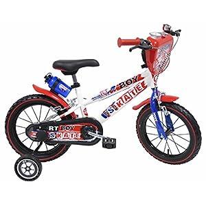 51fI2yHfNzL. SS300 Denver 15126 - RT Boy Skate Bicicletta, 14 Pollici