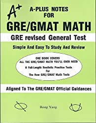 A-Plus Notes for GRE/GMAT Math: A-Plus Notes for GRE Revised General Test