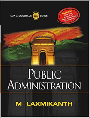 Public Administration Ebook For Ias