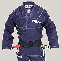 Valor Victory 2.0 Premium Lightweight BJJ GI Navy | Free Drawstring GI Bag