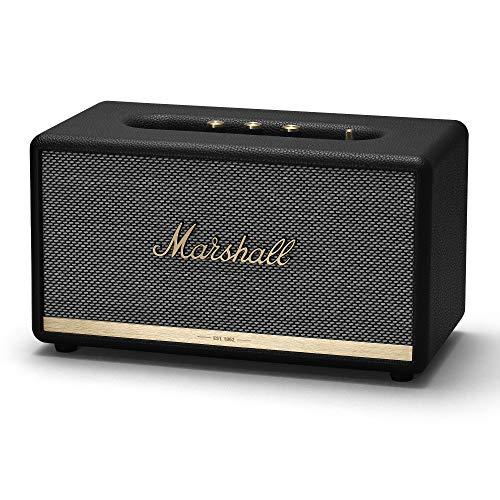 Marshall Stanmore II Haut-parleur Bluetooth - Noir (UK)