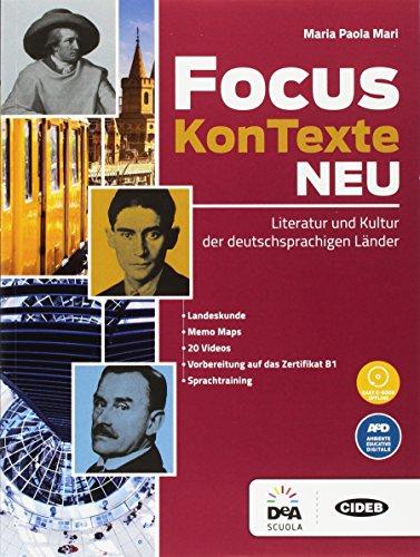 Focus kontexte neu. Per le Scuole superiori. Con e-book. Con espansione online. Con DVD-ROM