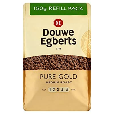 Douwe Egberts Instant Coffee Refill