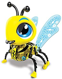 Build a Bot Construir un Bote Abeja Robot Bug