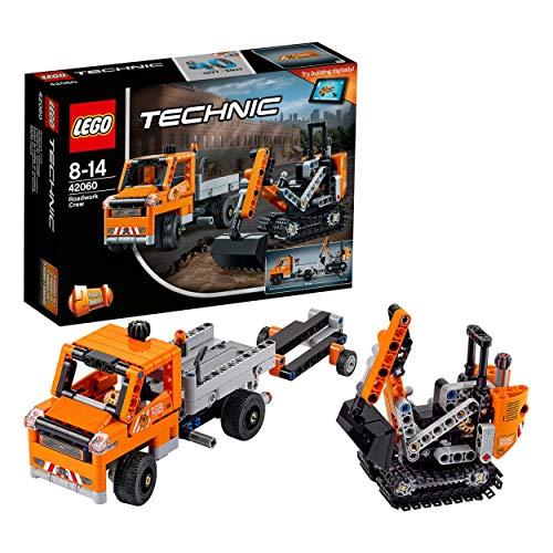 LEGO Technic - Equipo Trabajo Carretera 42060