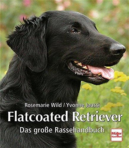 Flatcoated Retriever: Das große Rassehandbuch (Große Labrador-retriever)