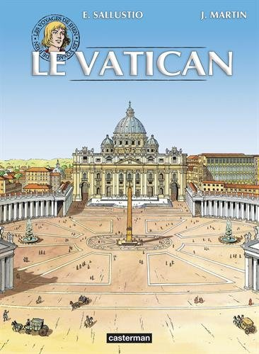 Les voyages de Jhen : Le Vatican