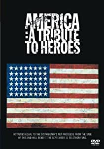 America: a Tribute to Heroes [DVD] [2001] [Region 1] [NTSC] [2002]
