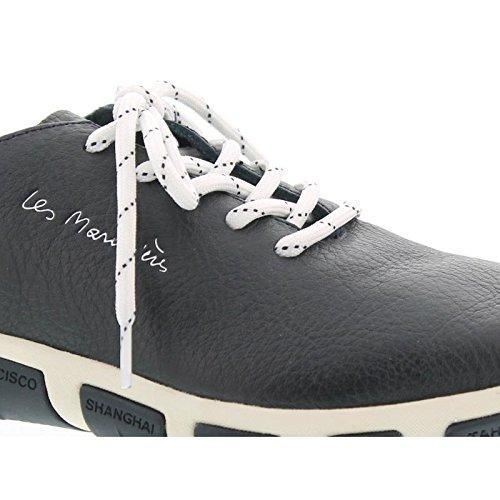 TBS , Chaussures de ville à lacets pour femme Bleu - Bleu