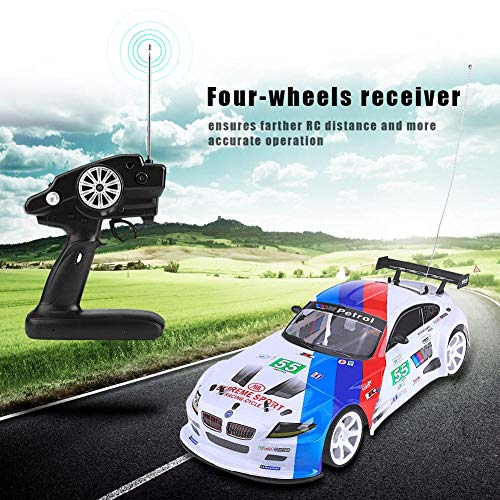RC Auto kaufen Tourenwagen Bild 3: 1:10 RC BMW On Road Car Dilwe*