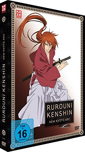 Rurouni Kenshin - New Kyoto Arc (OVA)