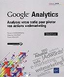 Google Analytics - Analysez votre trafic...