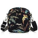 Sommer Damen Umhängetaschen Nylon Blumen Mädchen Drucken Handtaschen Messenger Bags