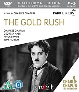 The Gold Rush - Dual Format Edition [Blu-ray] [1942] [1925]