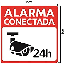 Amazon.es: pegatina alarma securitas - 4 estrellas y más