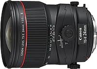 Canon TS-E 24 mm f/3.5 L II - Objetivo para Canon (distancia focal fija ...