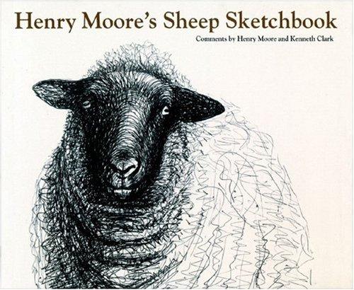 Henry Moore's Sheep Sketchbook (Artist Henry Moore)
