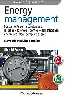 Energy management: Fondamenti per la valutazione, la pianificazione e il controllo dell'efficienza energetica. Con esempi ed esercizi di [Di Franco, Nino]