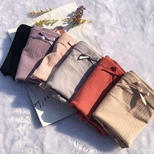 YSJL Damen Taillenslip 5 Farben kombinieren und kombinieren einheitsgröße - 7
