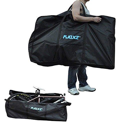 Winsale Faltrad transporttasche Fahrrad Reisetaschen Fahradtasche Schutzhülle Tragen Outdoor Storage Tasche 130cm*82cm